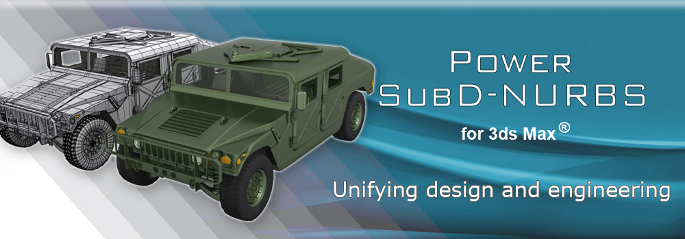 Power SubD-NURBS Overview
